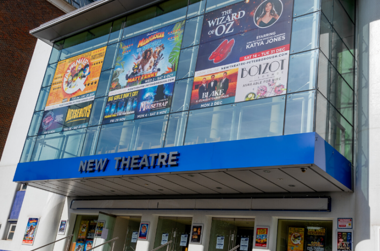 A new future for the New Theatre Peterborough