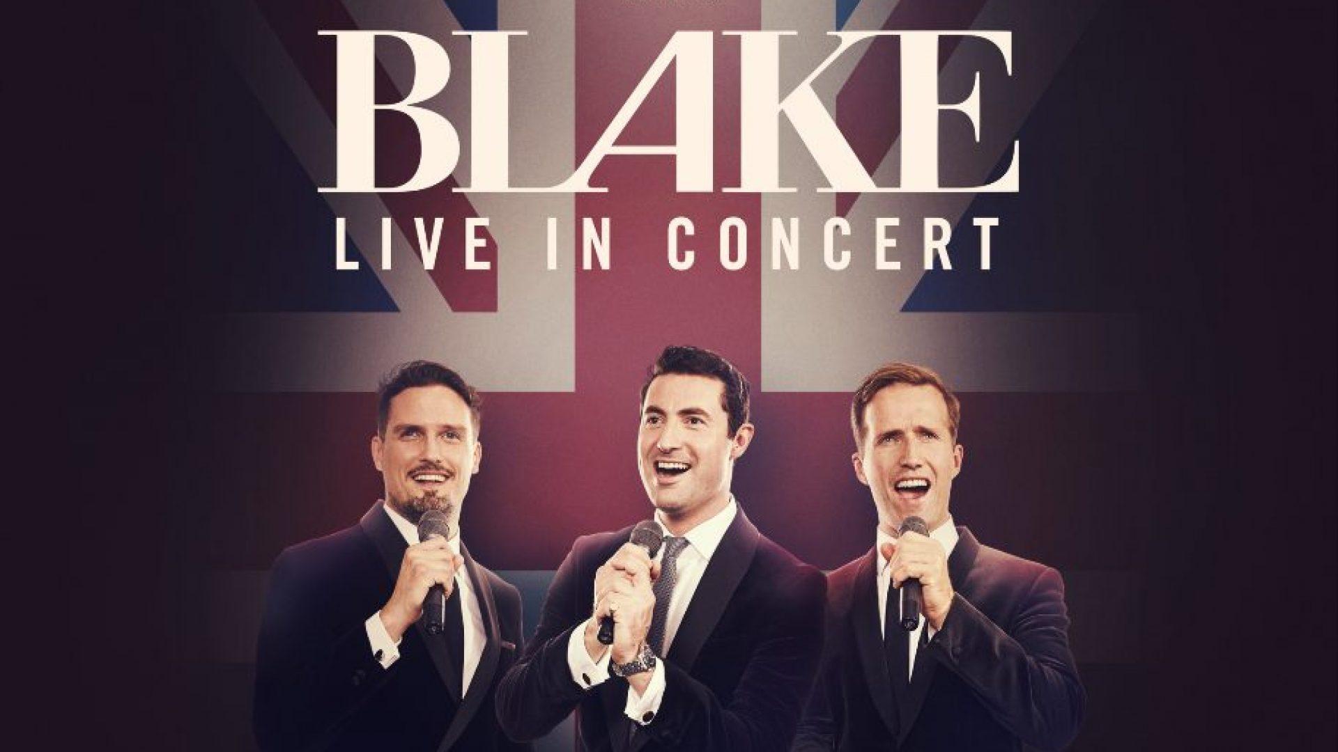 Blake Live in Concert