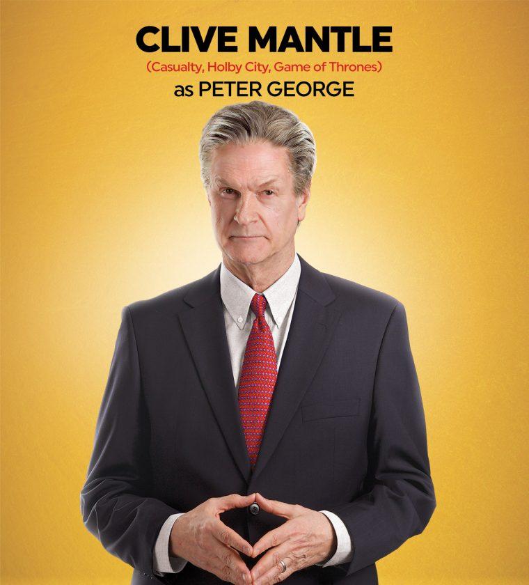 Clive Mantle
