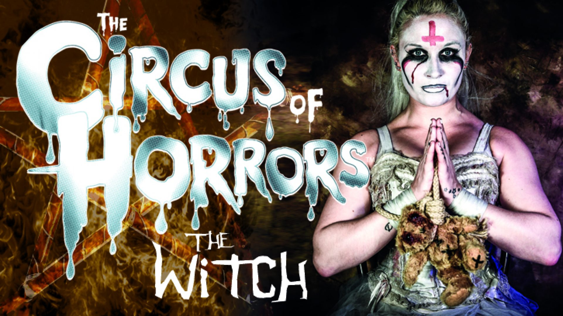 The Circus of Horrors: The Witch