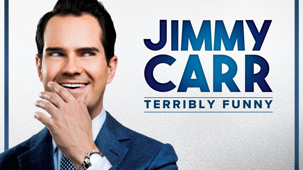 Jimmy Carr: Terribly Carr