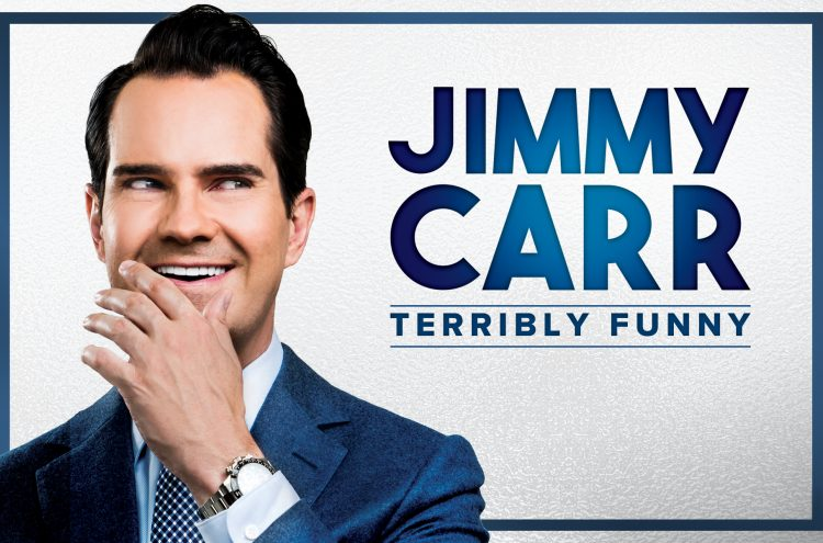 Jimmy Carr brings new show to New Theatre