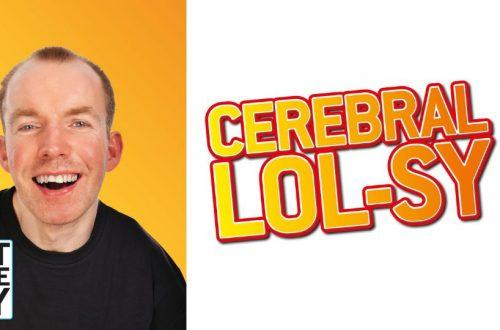 Lost Voice Guy – Cerebral LOLsy