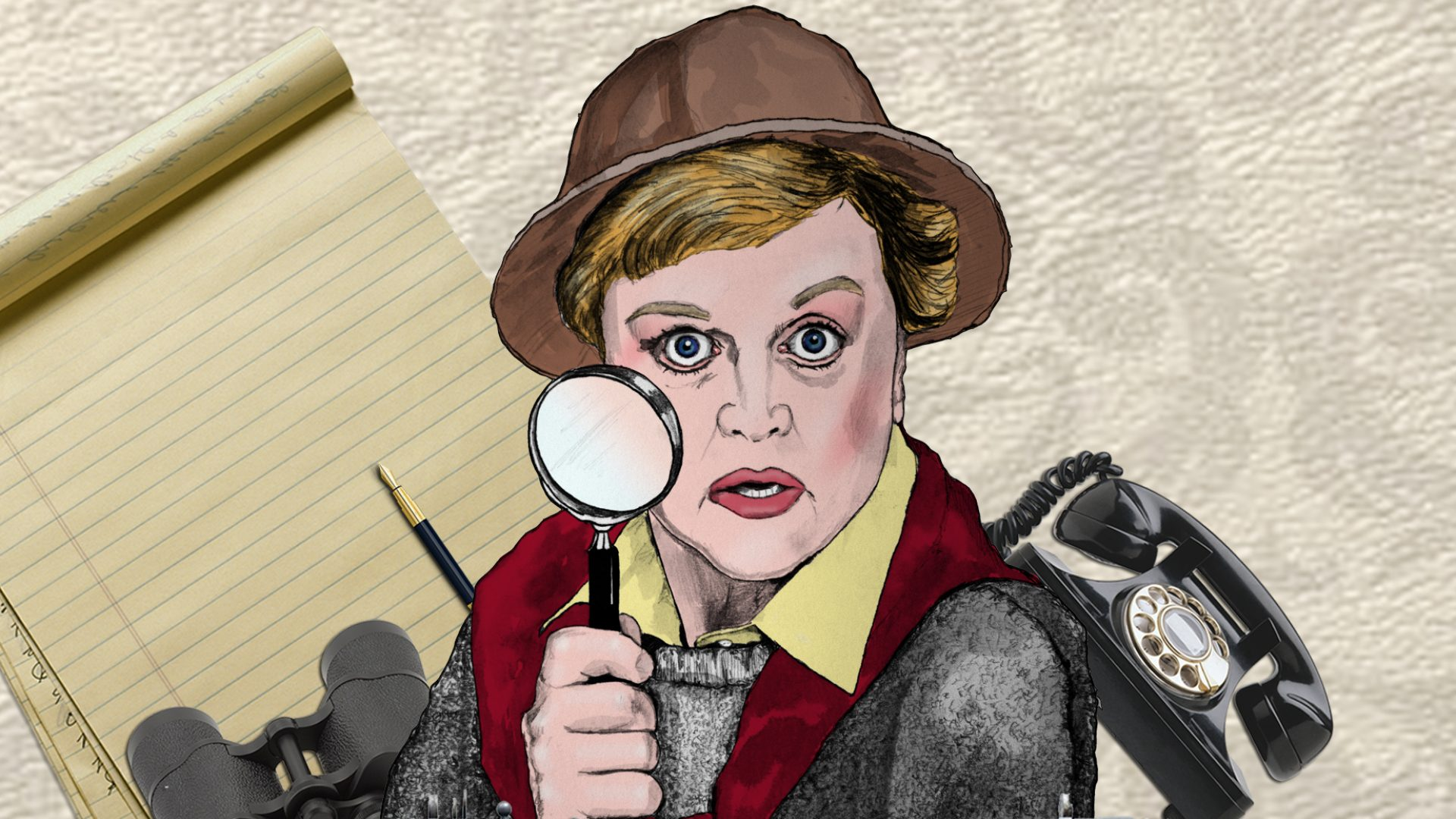 Solve-Along-A Murder She Wrote