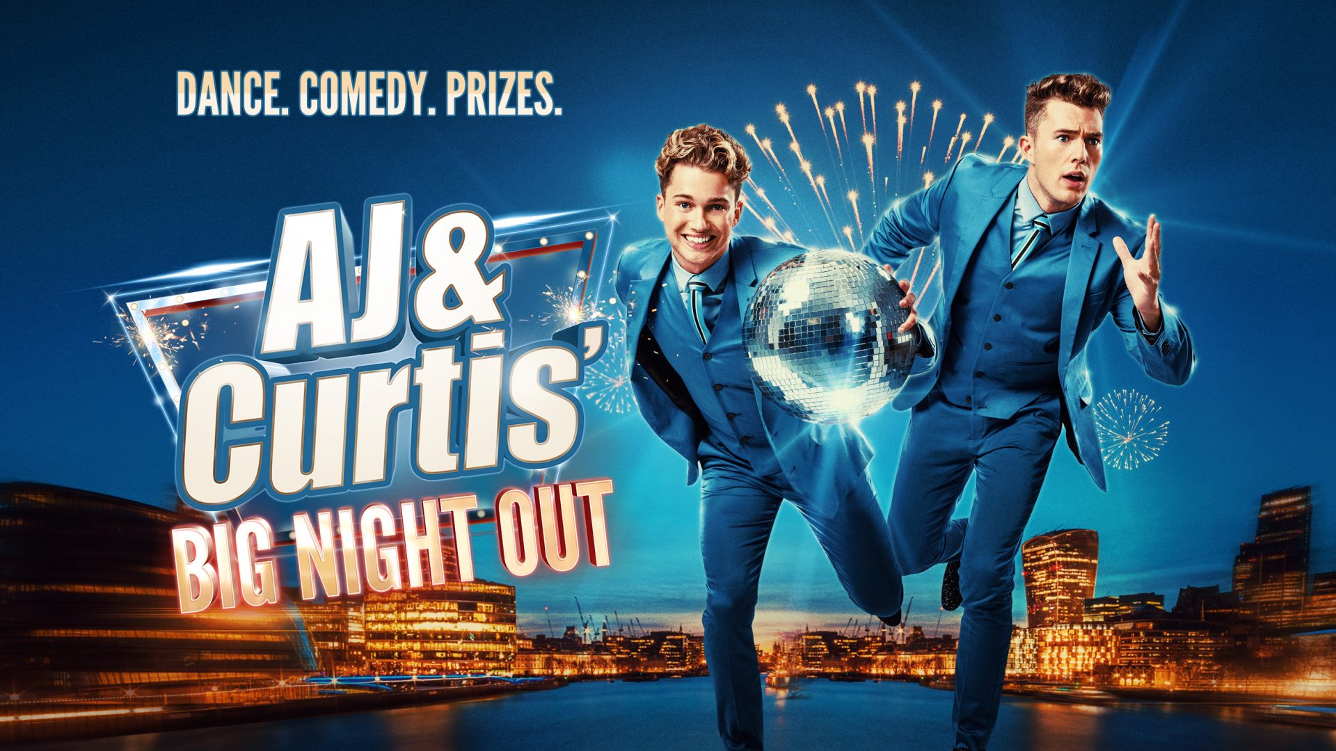 AJ and Curtis' Big Night Out