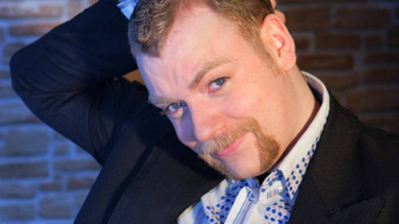 Comedian and actor Rufus Hound makes his Pantomine debut this Christmas!