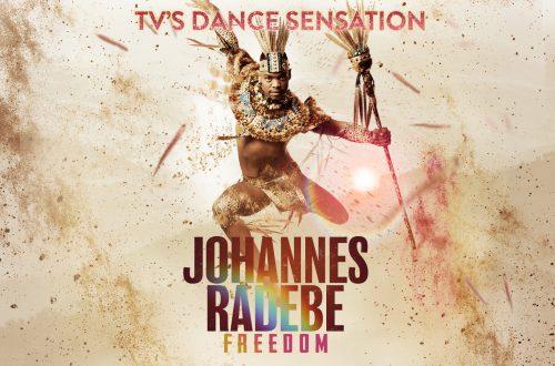 Johannes Radebe – Freedom