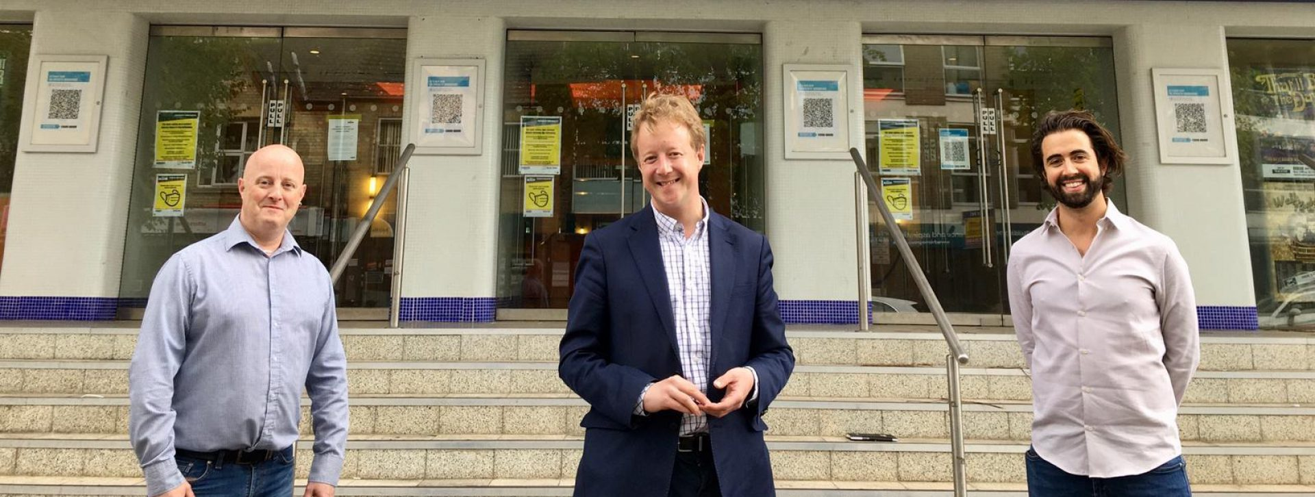 New Theatre Peterborough prepares to reopen with support from £250,000 Arts Council Grant
