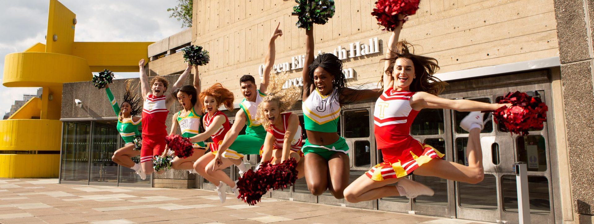 Ready? Ok! Full casting announced for Bring It On The Musical!