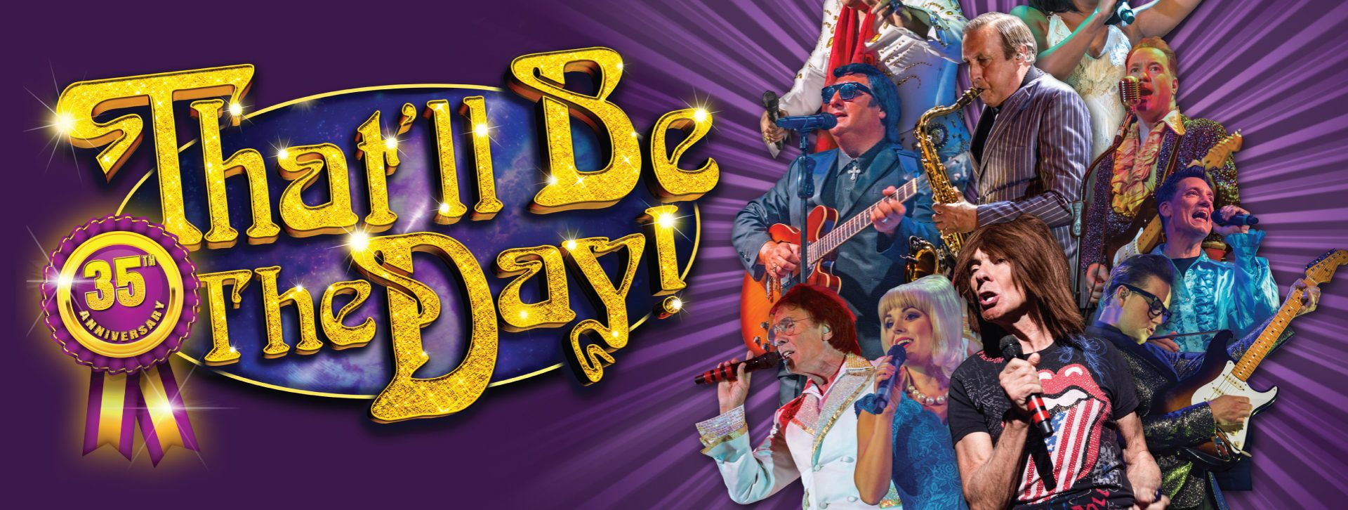 That'll Be The Day – 35th Anniversary