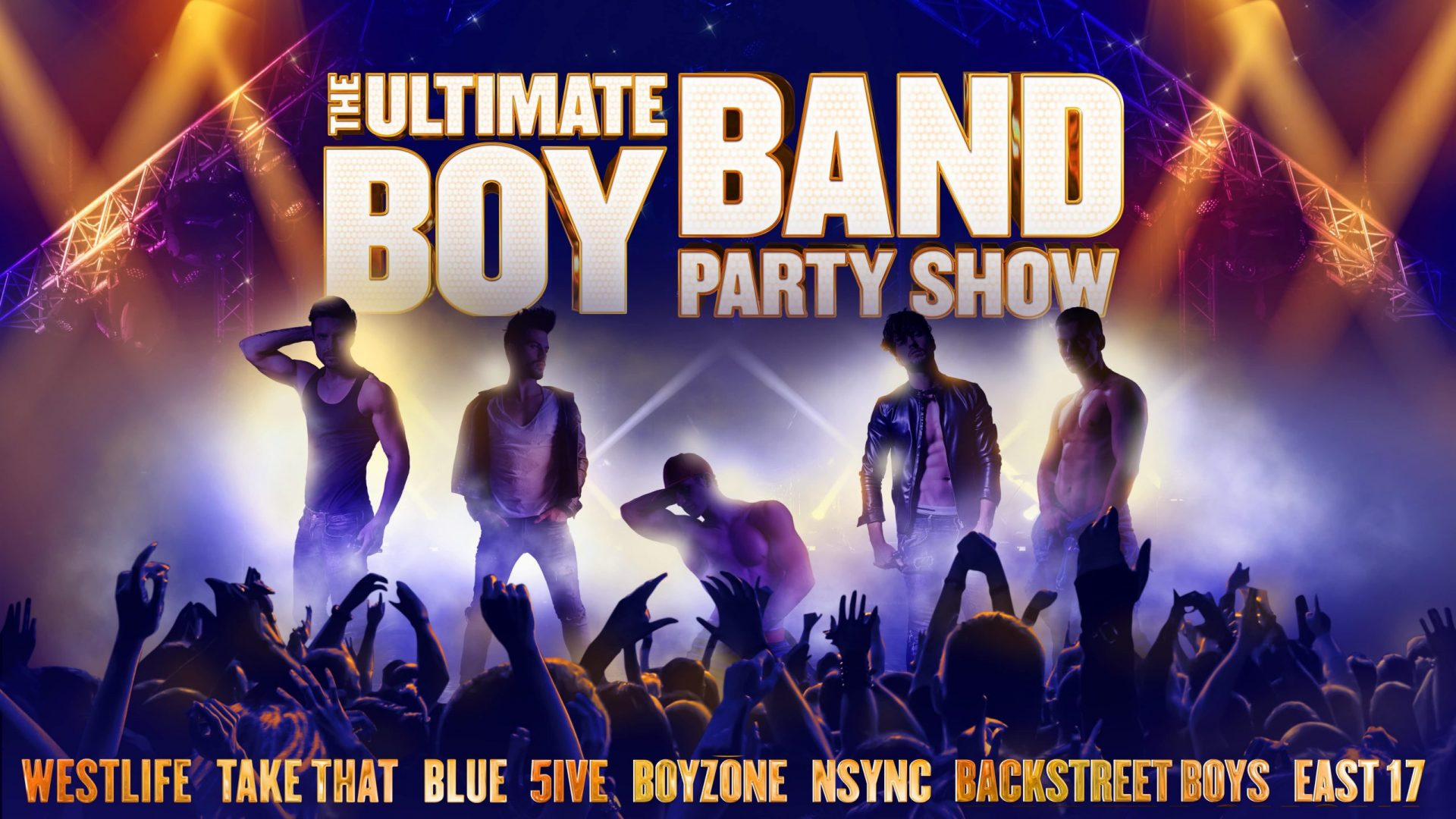 The Ultimate Boyband Party Show