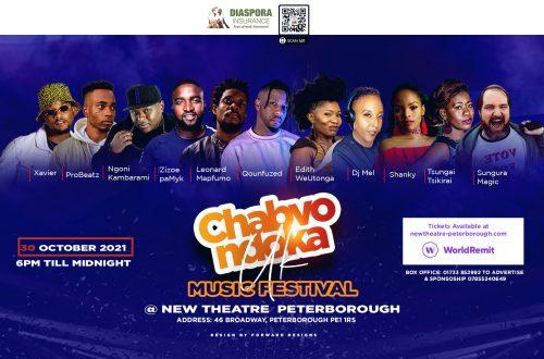 Chabvondoka Music Festival